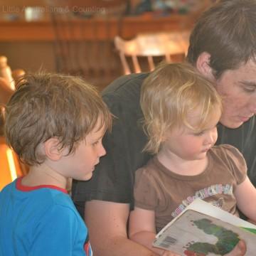 Planning for Sebastian – Kindergarten/Early Stage 1
